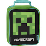 Thermos Lunch Kit, Insulated, Minecraft