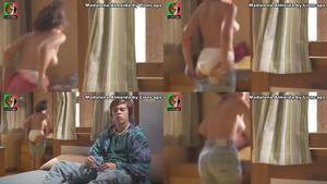 Madalena Almeida topless lateral na serie Conta-me como foi