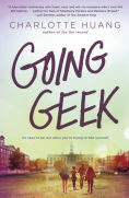 Title: Going Geek, Author: Charlotte Huang