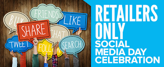 Retailers Only Social Media Day Celebration - Technology Therapy™ Group