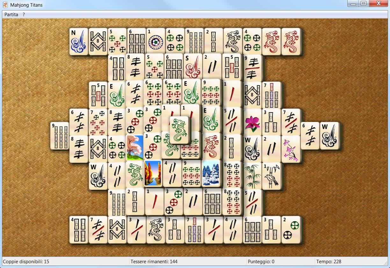Kostenlos Mahjong Titans Spielen