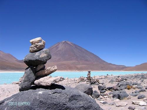 Laguna Verde, Bolívia