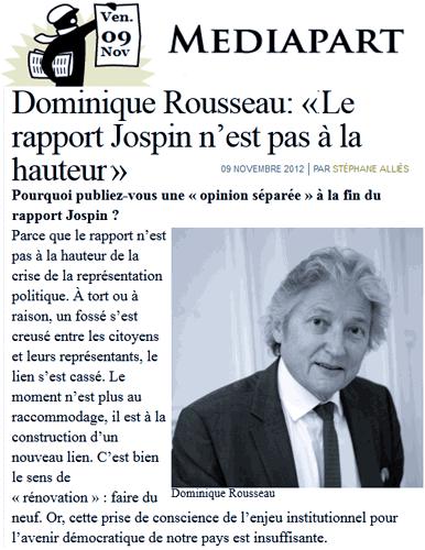 """Résultat de recherche d'images pour """"Dominique Rousseau Mélenchon"""""""