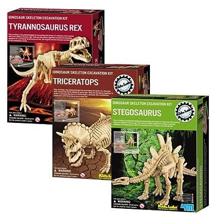 Dig a Dino Excavation Kit 3 Pack