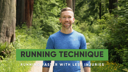 Running Technique: Running Faster with Fewer Injuries - SoleFit