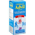 Advil Children's Fever, Children's, 100 mg, Suspension, Grape-Flavored Liquid - 4 fl oz