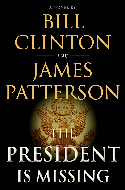 Bill Clinton, James Patterson Team Up for Novel