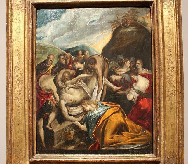 Una pintura de El Greco supera los 660.000 euros en una subasta en Nueva York