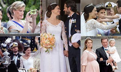 Swedish Royal Wedding: news, photos, pictures, videos