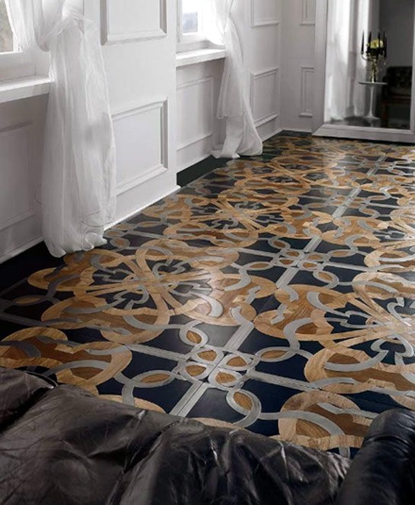 Creative Wood Floor Paint Decoration Art Works (11)