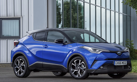 Toyota C-HR claims Next Green Car's top crossover award - Toyota C-HR Forum