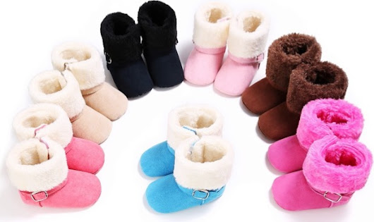 Free Baby Snow Boots! {Adorable Winter Snow Gear} - The Frugal Girls