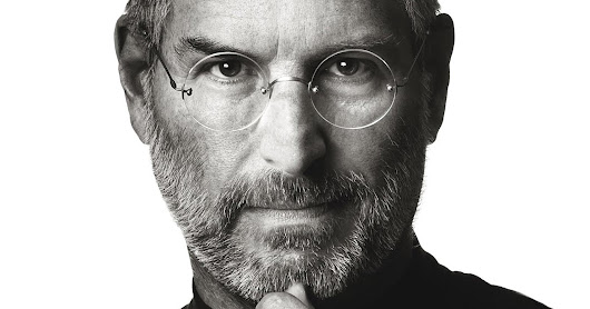 The Story Behind That Iconic Portrait of Steve Jobs