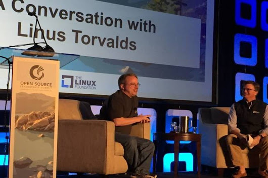 Talk of tech innovation is bullsh*t. Shut up and get the work done – says Linus Torvalds