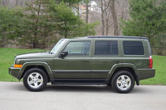 Used 2007 Jeep Commander for Sale in Pitcairn PA 15140 Golick Motor Company