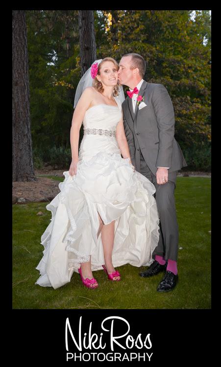 BrideGroomShowShoes