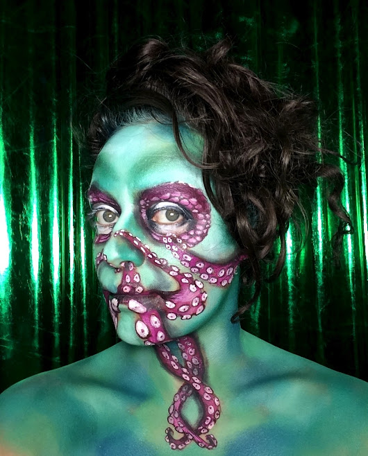 Natalie Sharp - Octoface   Im as repulsed as i am attracted to...