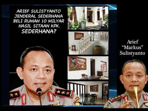 Profil Komjen Arief Sulistyanto Mafia Kasus