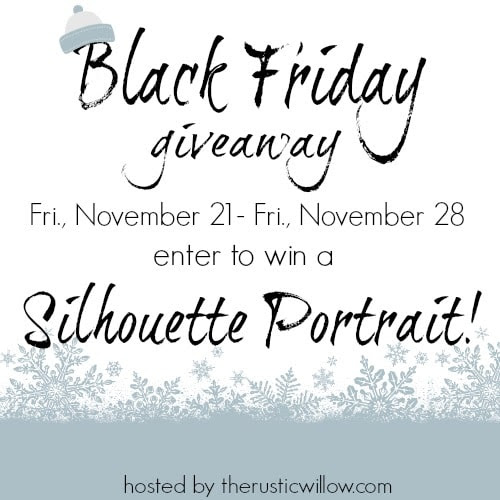 Crafting with a Silhouette {Giveaway}