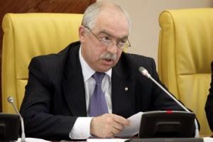 Вице-президент ФФУ Сергей Стороженко