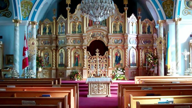 Ukrainian Orthodox Church of St. George in St. Catharines - 20 September 2011 - NiagaraWatch.com
