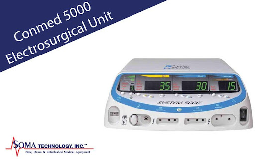 Conmed System 5000 Electrosurgical Unit
