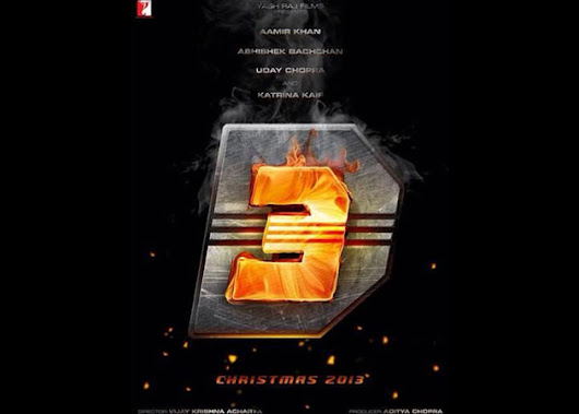 Dhoom3 Review: This year will surely end with a DHOOM