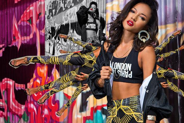 Win a $1,000 Shopping Spree to Karmaloop.com fashion bomb daily karrueche tran