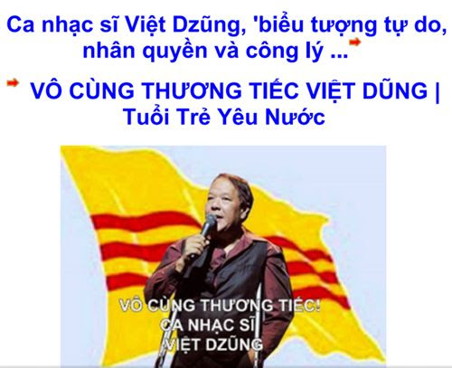 Image result for ca nhac si viet dzung photos