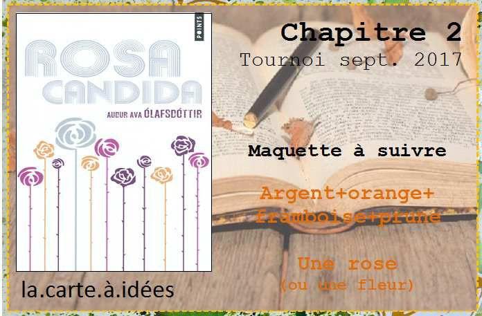 Tournoi : Chapitre 2
