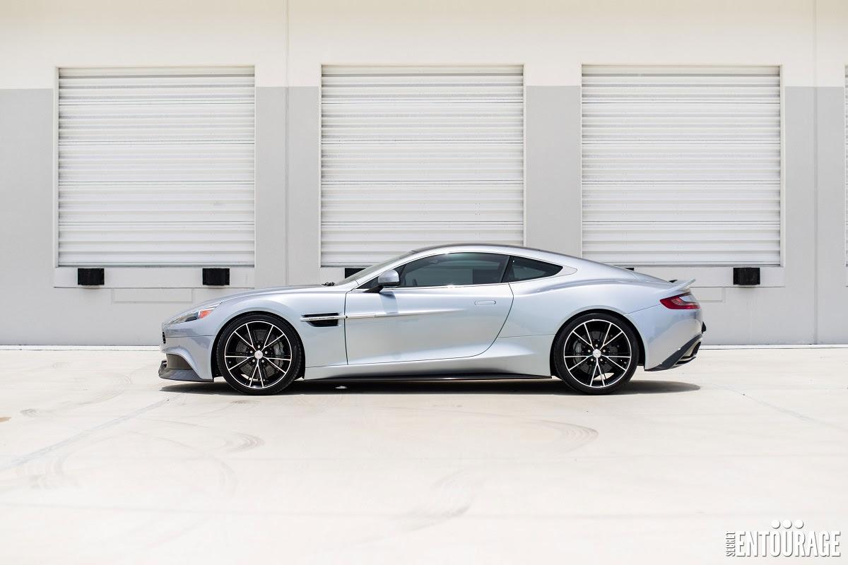 Project Aston Martin Vanquish Timeless Elegance Perfected Secret Entourage