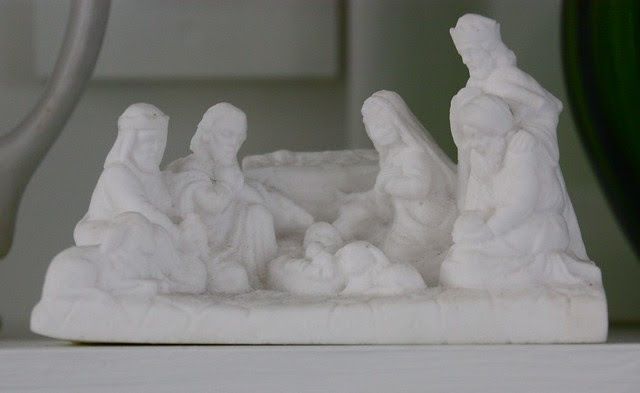 Marble Nativity