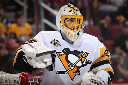 Rumor Roundup: Marc-André Fleury
