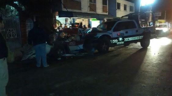 Resultado de imagen para Nueve muertos en México tras enfrentamientos entre policía y delincuentes