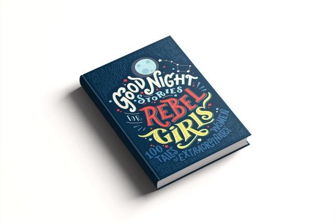 Risultati immagini per storie della buonanotte per bambine ribelle