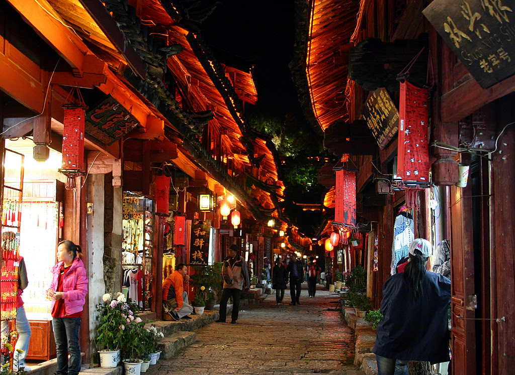 Ancient Town | Lijiang | Yunnan Province | China