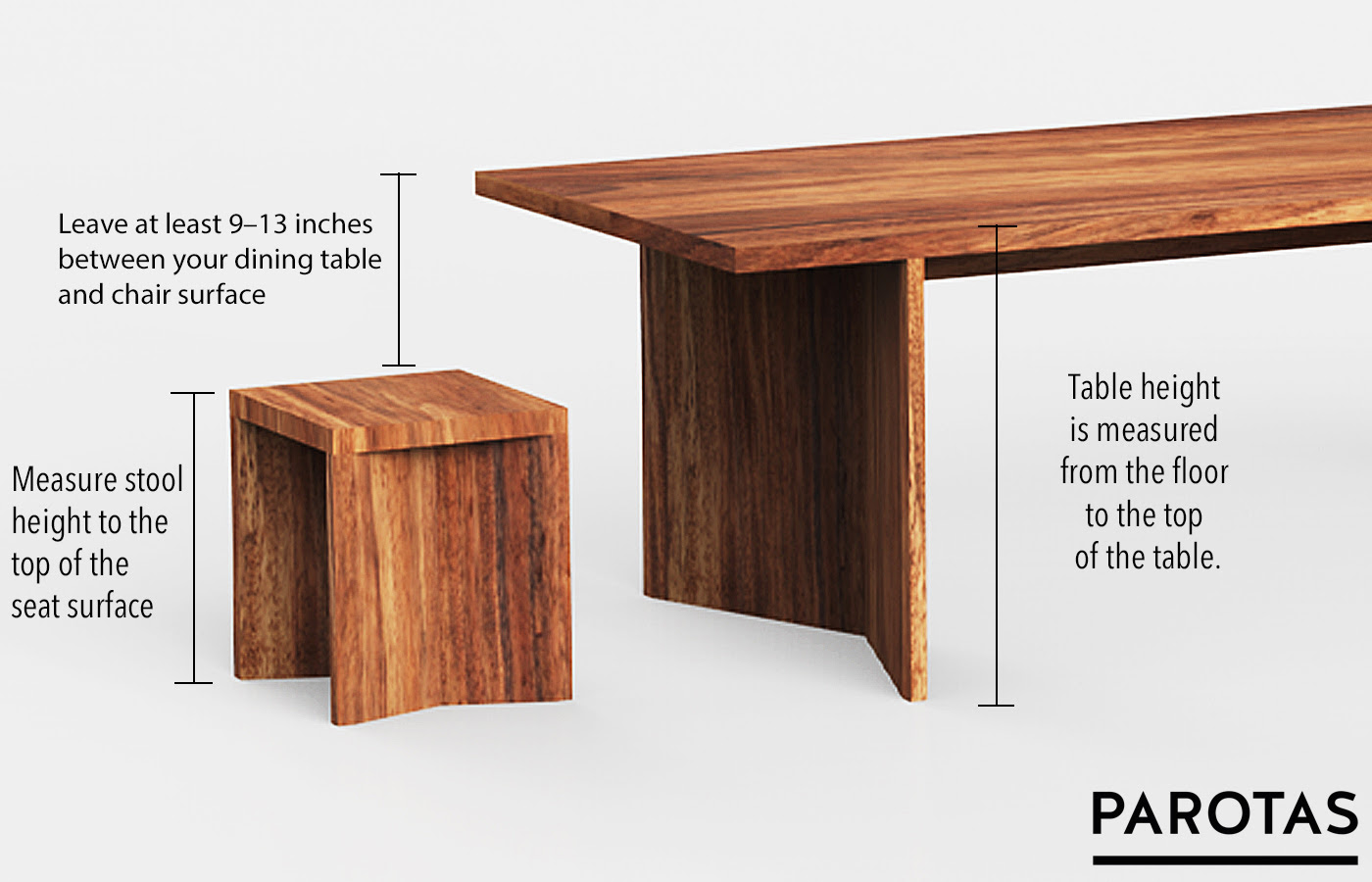 How To Calculate The Best Dining Table Size For Your Room