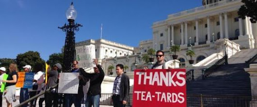 "Condemn It? I love It! ""Tea-Tard""..."