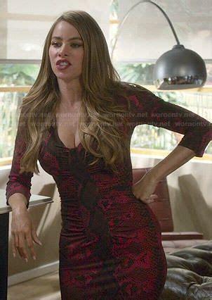 Roberto Cavalli Python Print Jersey Dress   tv/movie style