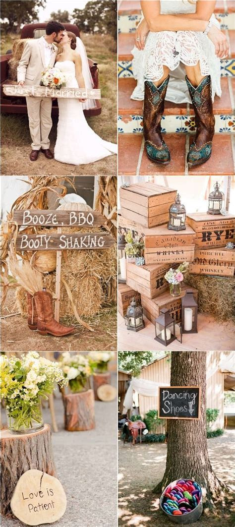 410 best images about Country   Western Weddings on