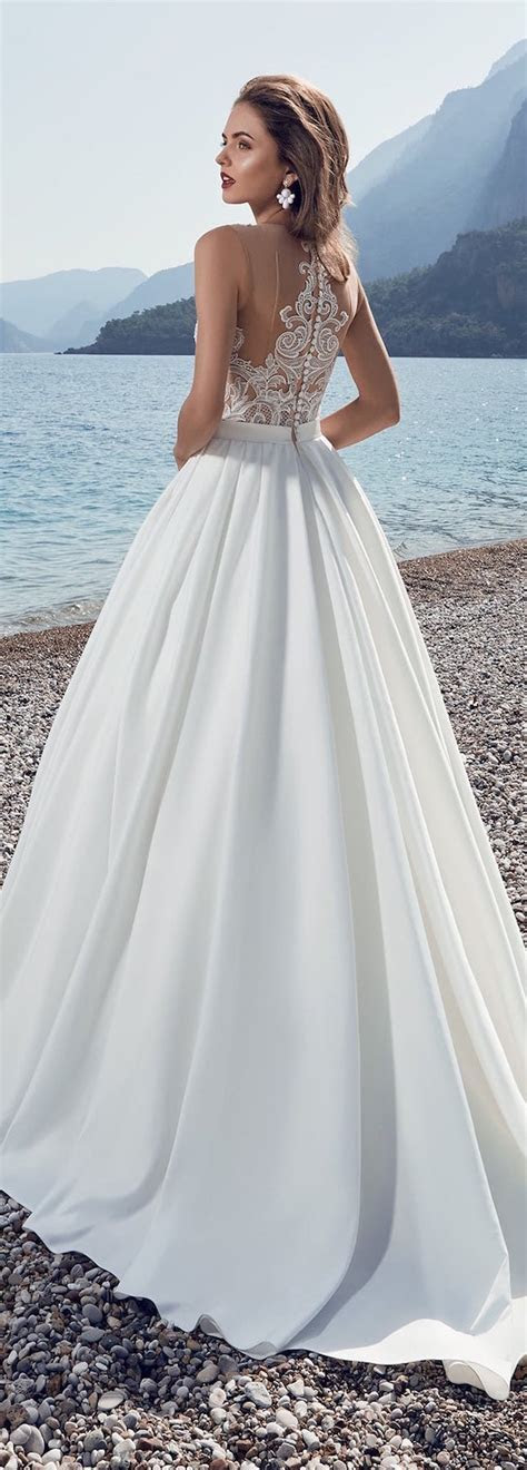 Lanesta Bridal   The Heart of The Ocean Collection   Belle