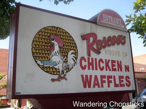 Roscoe's House of Chicken and Waffles - Pasadena 1