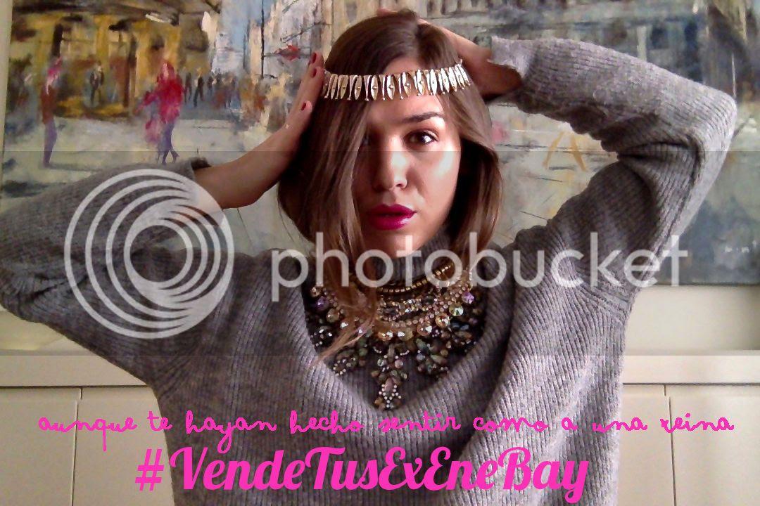 #VendeTusExEneBay