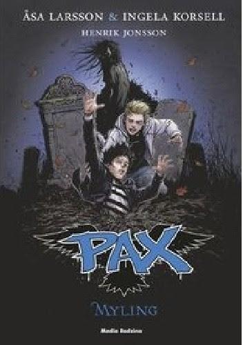 Okładka książki Pax. Myling