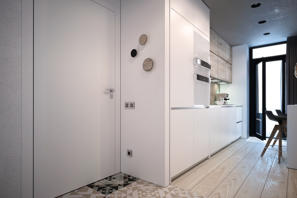 small hallway inspirationInterior Design Ideas.