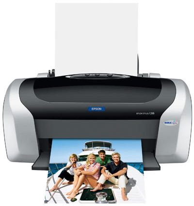 Epson Stylus C86 InkJet Printer