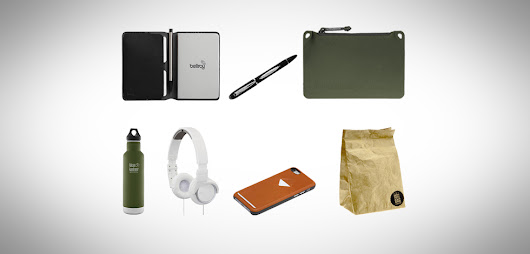 Back to School EDC Essentials - Carryology - Exploring better ways to carry