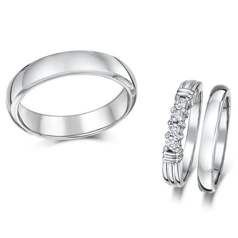 Cheap Wedding Rings His And Hers Uk   Wedding Ideas