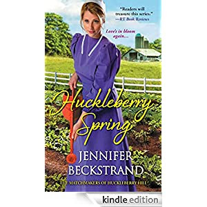 Book Review Huckleberry Spring