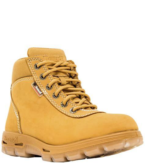 omaha redback boots